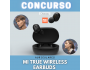 CONCURSO AURICULARES XIAOMI MI TRUE WIRELESS