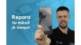 ¿Por qué cambiar de pantalla podría salvar tu móvil de ir al desguace?
