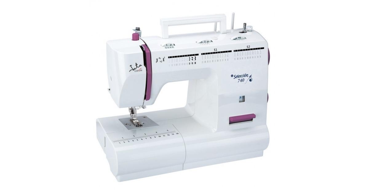Jata MC740 Máquina de Coser - Compra Online en Costomovil