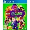 LEGO DC Super-Villanos PS4