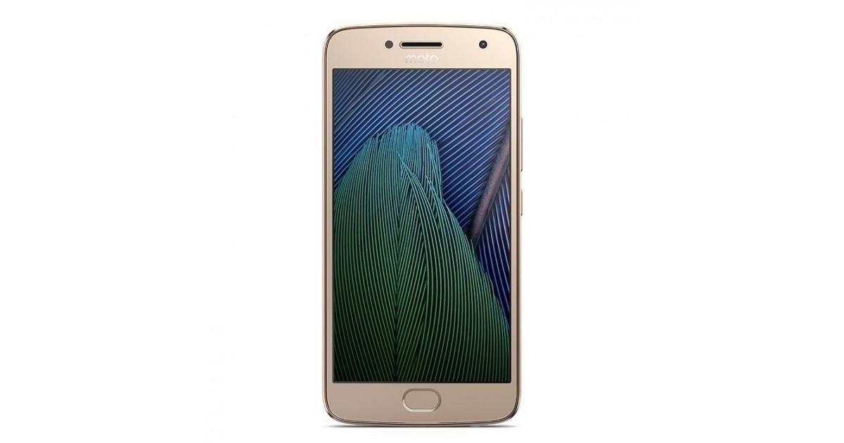 c99771773 Motorola Moto G5 Plus 32GB Dual Sim Dorado Libre - Compra Online en  Costomovil