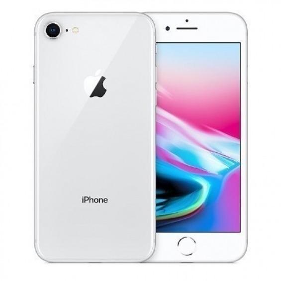 9dab3c9ec28 Apple Iphone 8 64GB Plata Libre - Compra Online en Costomovil