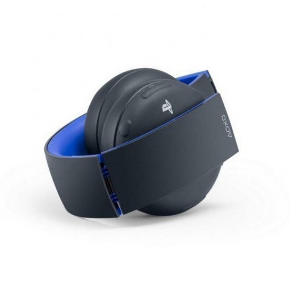 sony wireless stereo headset ps4 ps3 pc compra online en. Black Bedroom Furniture Sets. Home Design Ideas
