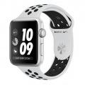 Apple Watch Series 3 Nike+ 42mm Smartwatch Plata