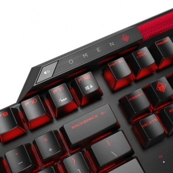 HP OMEN Sequencer Teclado Mecánico Gaming RGB Switch Blue
