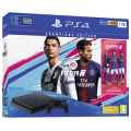 Sony PS4 PlayStation 4 Slim (Chasis F) 1TB + FIFA 19 Deluxe + 14 Días PSN
