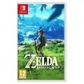 Legend of Zelda:Breath of the Wild Nintendo Switch