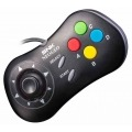 Gamepad Neo Geo Mini Negro