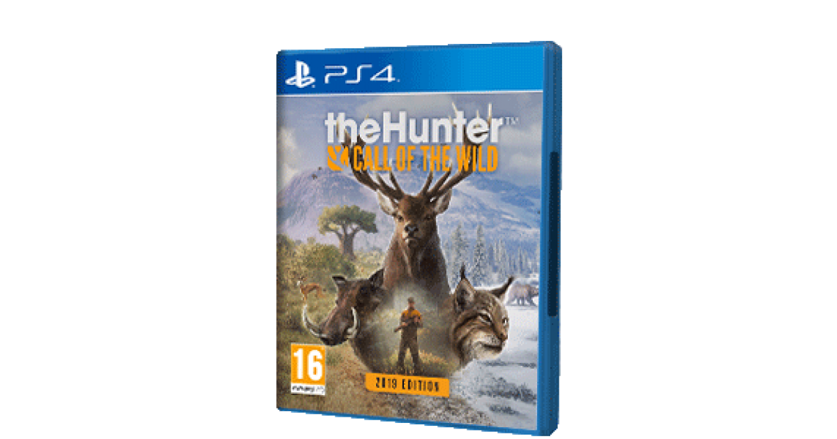 The Hunter Call Of The Wild 2019 Edition Ps4 Compra Online En Costomovil