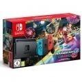 Nintendo Switch Azul Neon/Rojo Neon + Mario Kart 8 Deluxe