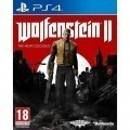 Wolfestein 2 The New Colossus PS4