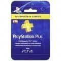 PlayStation Plus 12 Meses Suscripción Tarjeta Prepago (Físico)