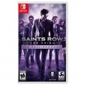 Saints Row The Third :The Full Package Nintendo Switch