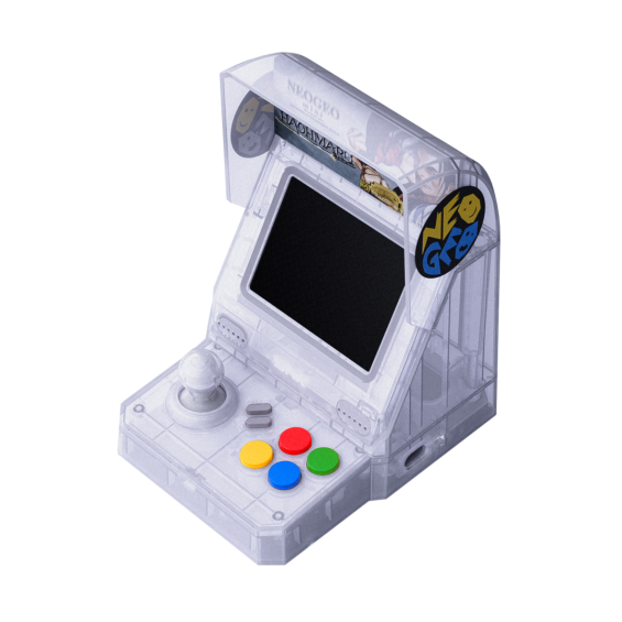 SNK Neo Geo Mini Samurai Shodown V Edición Haohmara