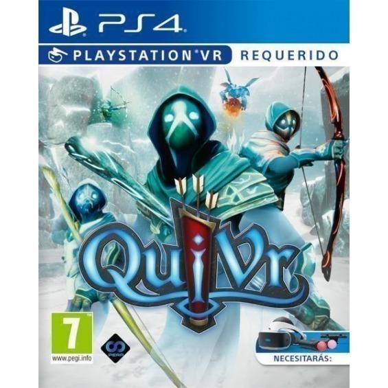 Resultado de imagen de QUIVR PS4