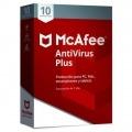 McAfee Antivirus Plus 2018 10 Dispositivos