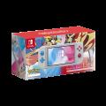 Nintendo Switch Consola Lite Pokemon Zacian y Zamazenta E.Limitada