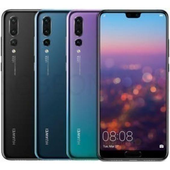 d96d58ea0b697 Huawei P20 Pro 128GB Dual SIM Azul - Compra Online en Costomovil