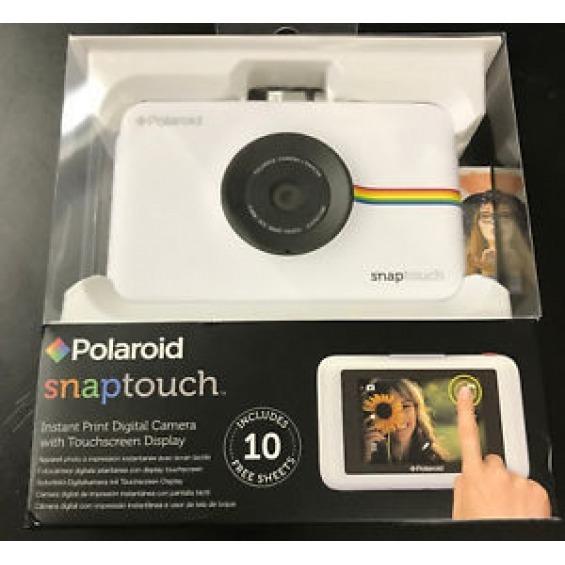 Camara Digital Instantanea Polaroid Snaptouch Blanca - Compra Online en… 6646144b1c