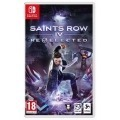 Saints Row IV Re-elected Nintendo Switch