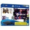 Sony PlayStation 4 Slim 500GB Negra + FIFA 21 + PS Plus 14 Días