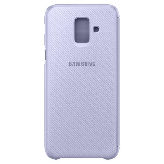 ccb5ac30d2d Funda Samsung Wallet Cover Lavanda para Samsung Galaxy A6 - Compra Online…