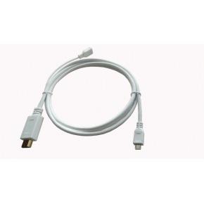Cable MHL. Conexion MicroUSB a HDMI FullHD 1080P