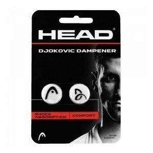 Antivibrador Head DJOKOVIC Blanco