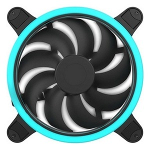 Ventilador Hiditec VGCH10001 Ø 12 cm LED RGB