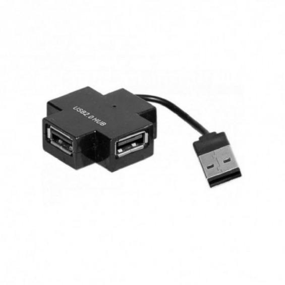 Hub USB 2.0 de 4 puertos