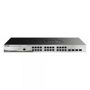 Switch D-Link DGS-1210-28MP/ME 10 Gigabit Ethernet