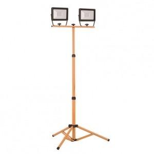 Foco LED Trípode x2 50W 6500K ELBAT