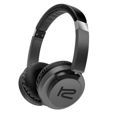 Klip Xtreme - KHS-851BK - Headphones - For Phone / For Portable electronics / For Tablet / For Computer / For Cellular phone - Wired