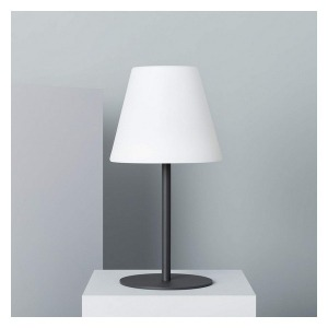 Lampara LED de Mesa Ledkia Larso A++ 1 W (Blanco Frío 5700K - 6200K) (280x280x520 mm)