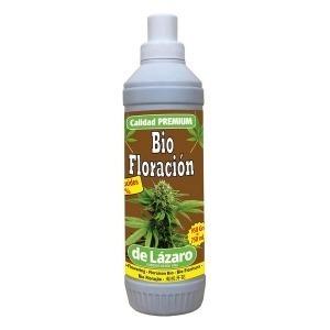 Fertilizante para plantas De Lázaro Bio Floración (750 ml)