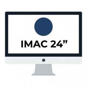 "Apple iMac 24"" Retina 4.5K/ Chip M1 CPU 8 Núcleos/ 8GB/ 512GB/ GPU 8 Núcleos / Azúl"