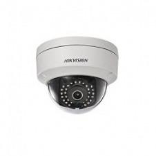 Hikvision DS-2CD1121-I - Cámara de vigilancia de red cúpula - resistente al polvo / resistente al agua / antivandalismo - color (Día y noche) - 2 MP - 1920 x 1080 - montaje M12 - LAN 10/100 - MJPEG, H