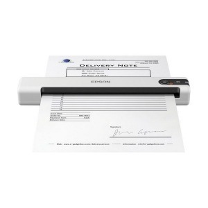 Escáner Portátil Epson WorkForce DS-70 600 dpi USB 2.0 Blanco