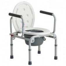 Baño portátil altura ajustable MARCA ABM MEDICAL CARE