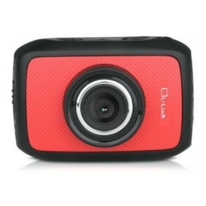 Cámara Deportiva L-Link LL-CAM-100 5 Mpx HD 720p 30fps Rojo