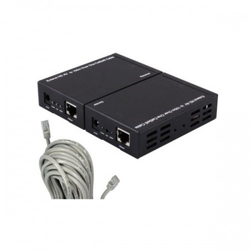 Extender HDMI 100m. por UTP Cat5/Cat6