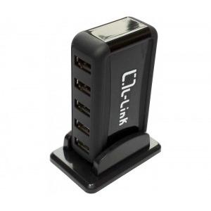 Hub USB 7 Puertos Alimentación con Alimentación L-LINK