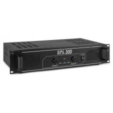 SPL 300 Amplificador 2x 150W Negro