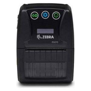 Impresora Térmica Zebra ZQ21-A0E12KE-00 Bluetooth USB Negro