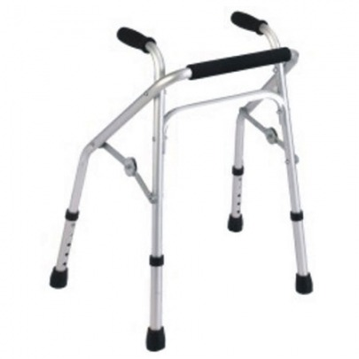 Andador de Aluminio Pulido para Niños Marca ABM Medical Care