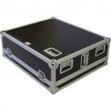 Flight Case Yamaha® TF-5/TF3 Plata (Ruedas).