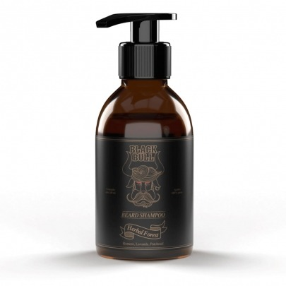Shampoo Para Barba Black Bull Herbal