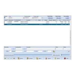 Software de Gestión NO PROBLEM 010025 Contabilidad