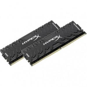 MEMORIA KINGSTON HYPERX HX432C16PB3K2/16 PREDATOR BLACK - KIT 16GB (2*8GB) - DDR4 - 3200MHZ - CL16 - 1.2V