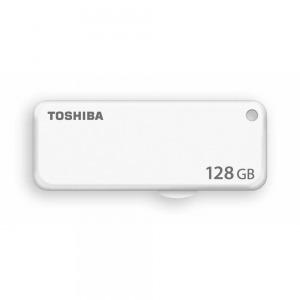 Memoria USB 2.0 Toshiba U203 128 GB Blanco